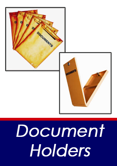 Document Holders button